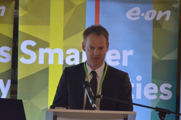 Stuart Rose of Whitbread speaks at Birmingham Development Plans 2018