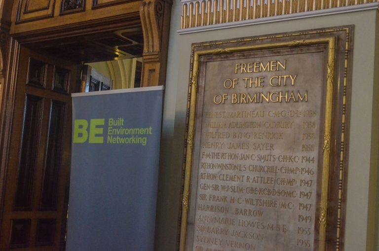 The Council House for Birmingham Development Plans 2018
