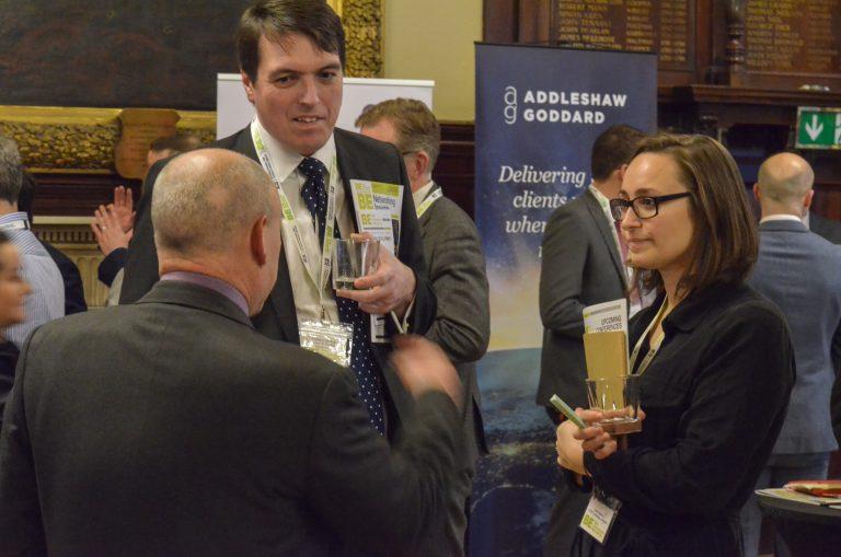 Addleshaw Goddard Networking Event