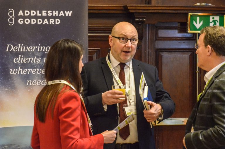Addleshaw Goddard Networking Event at the Trades Hall in Glasgow