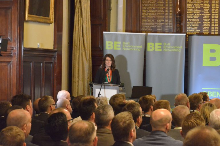 Angeline Robertson Of Hub West Scotland Glasgow Development Plans 2019