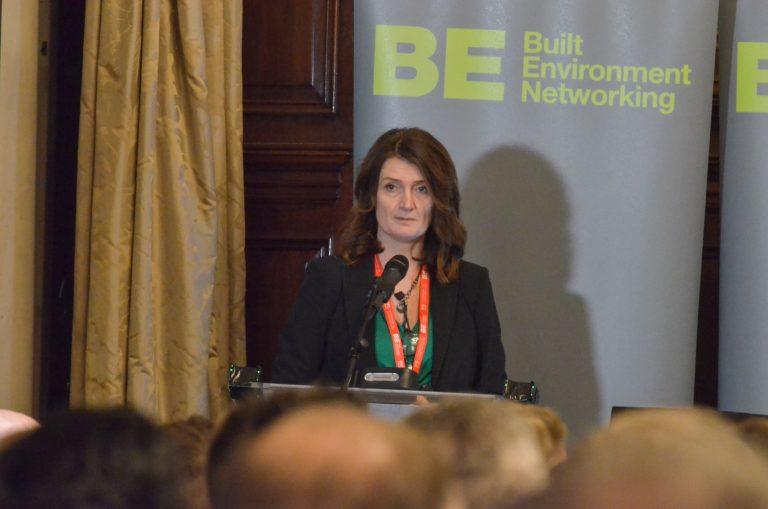 Angeline Robertson Speaks at Glasgow Development Plans 2019