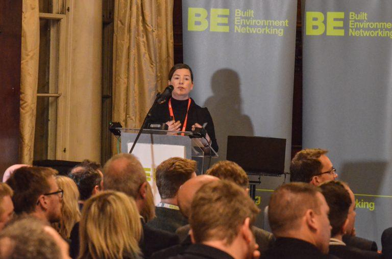Carol Connelly speaks at Glasgow Development Plans 2019