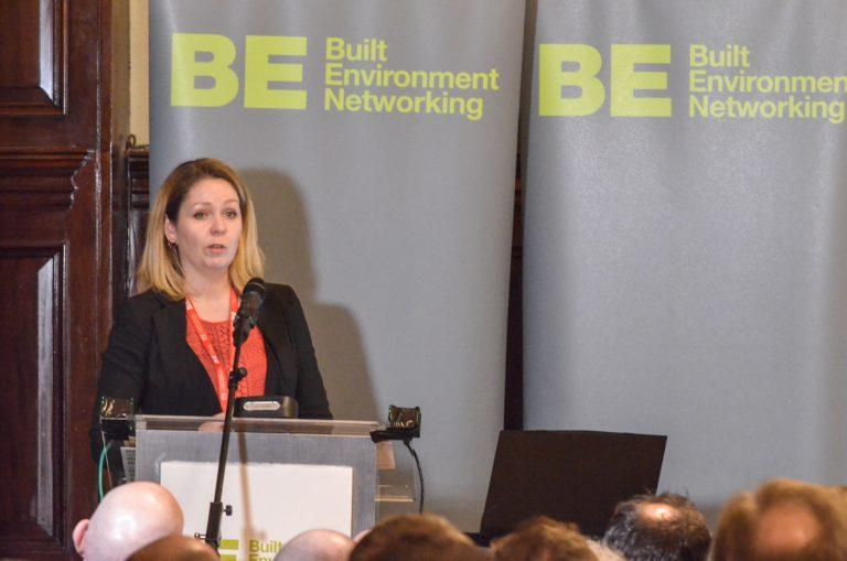 Kat Feldinger of the Scottish Government Glasgow Development Plans 2019