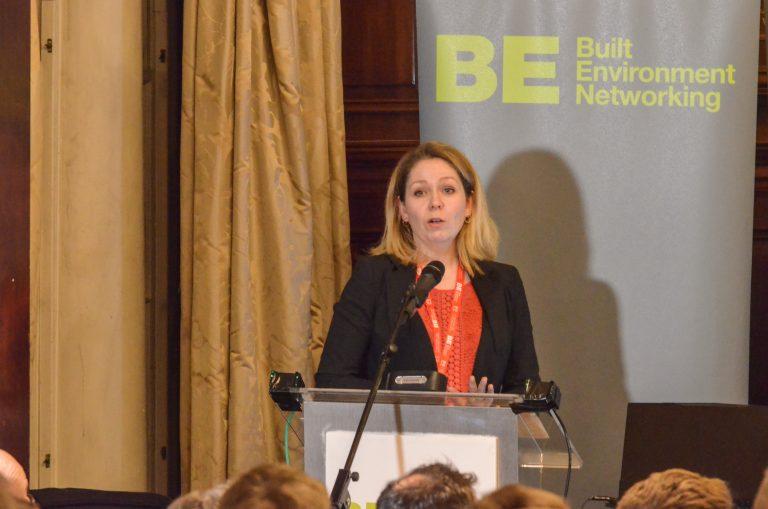 Kat Feldinger speaks at Glasgow Development Plans 2019