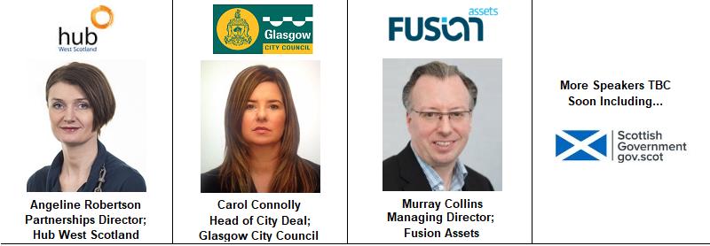 Glasgow Council Carol Connolly Murray Collins Fusion Assets Hub Scotland Glasgow