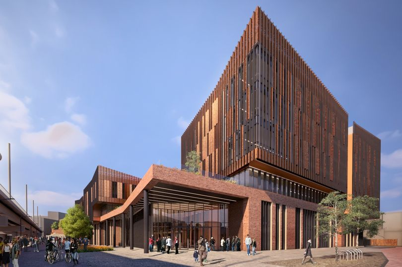 Exciting projects set for nottingham as southern gateway work begins malvernweather Gallery
