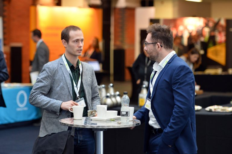 Attendees-discuss-business-Greater-Manchester-Development-Conference-2019