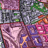 Bolton Masterplan Town Centre Development