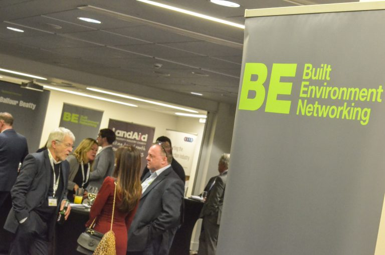 Built Environment Networking Event in Manchester Central
