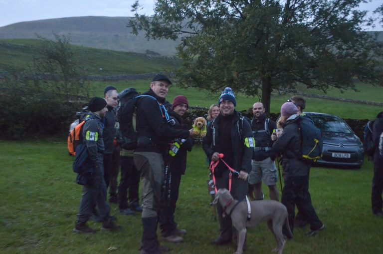 Built Environment Networking Three Peaks Challenge 2018 (102)