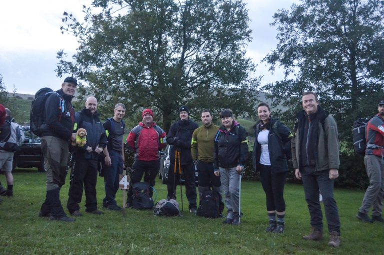 Built Environment Networking Three Peaks Challenge 2018 (103)