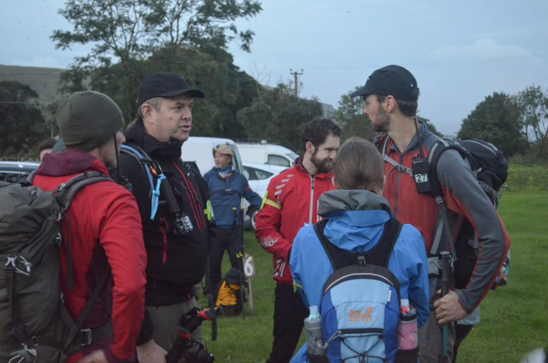 Built Environment Networking Three Peaks Challenge 2018 (105)