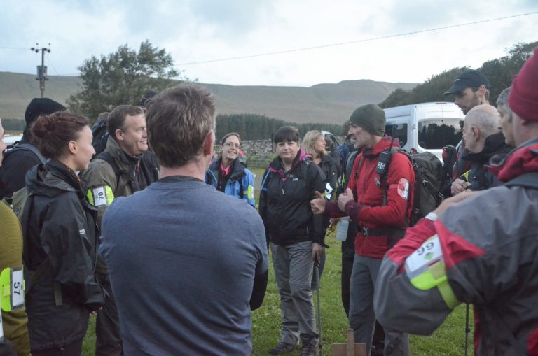 Built Environment Networking Three Peaks Challenge 2018 (106)