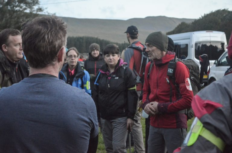 Built Environment Networking Three Peaks Challenge 2018 (107)