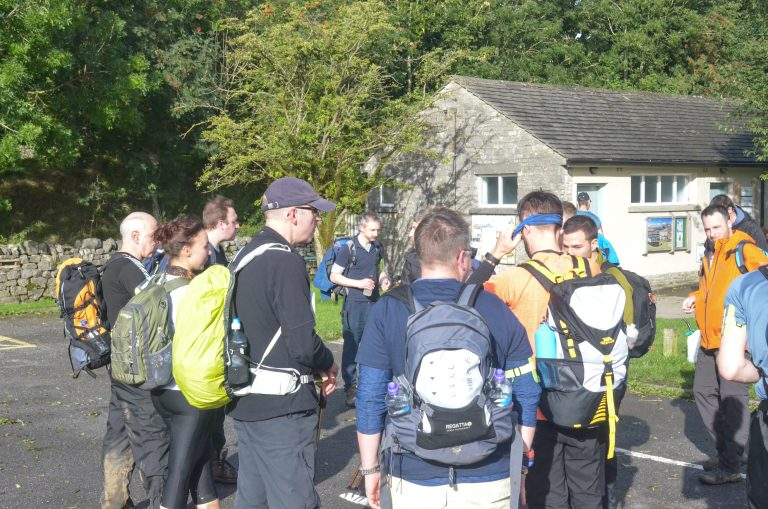 Built Environment Networking Three Peaks Challenge 2018 (11)