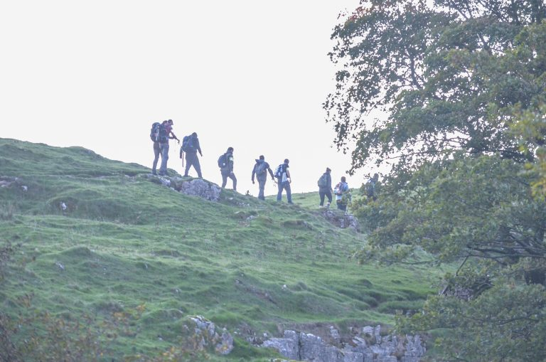 Built Environment Networking Three Peaks Challenge 2018 (112)