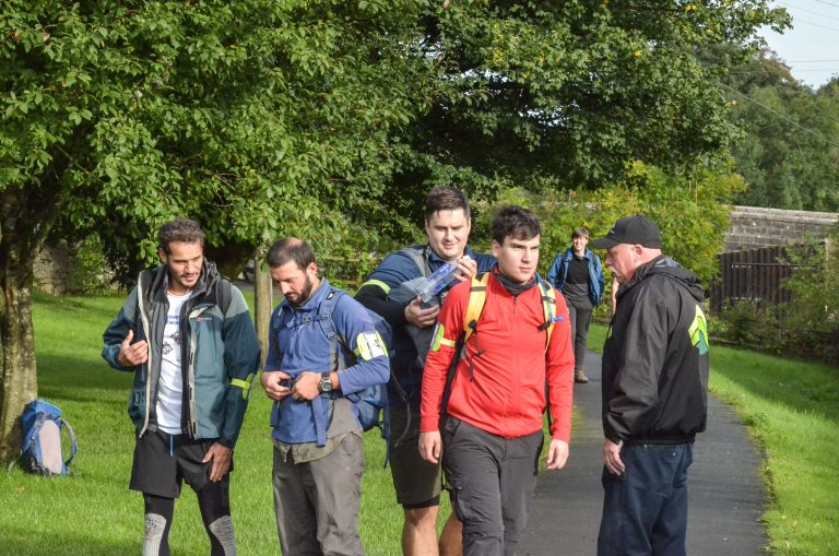 Built Environment Networking Three Peaks Challenge 2018 (118)