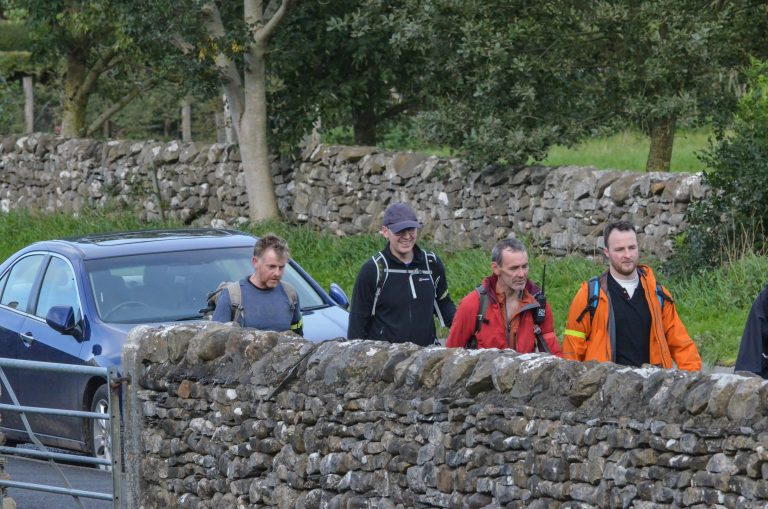 Built Environment Networking Three Peaks Challenge 2018 (127)