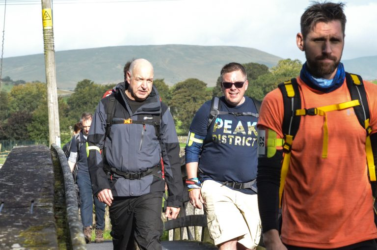 Built Environment Networking Three Peaks Challenge 2018 (2)