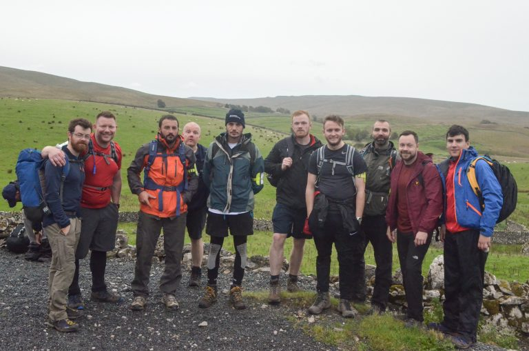 Built Environment Networking Three Peaks Challenge 2018 (35)