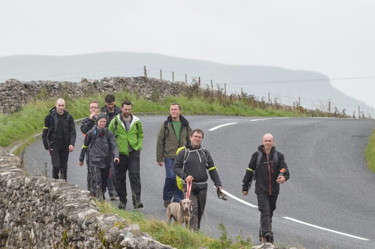 Built Environment Networking Three Peaks Challenge 2018 (36)