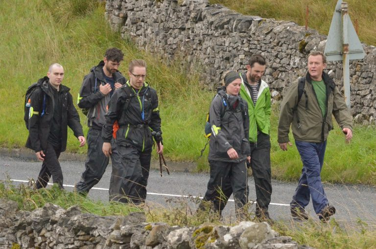 Built Environment Networking Three Peaks Challenge 2018 (37)