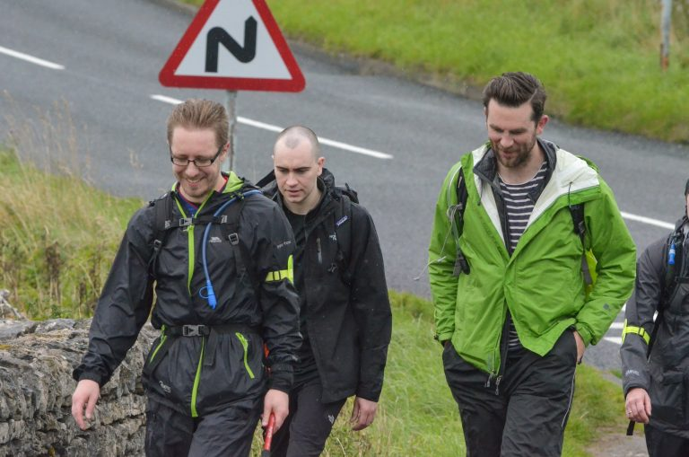 Built Environment Networking Three Peaks Challenge 2018 (39)
