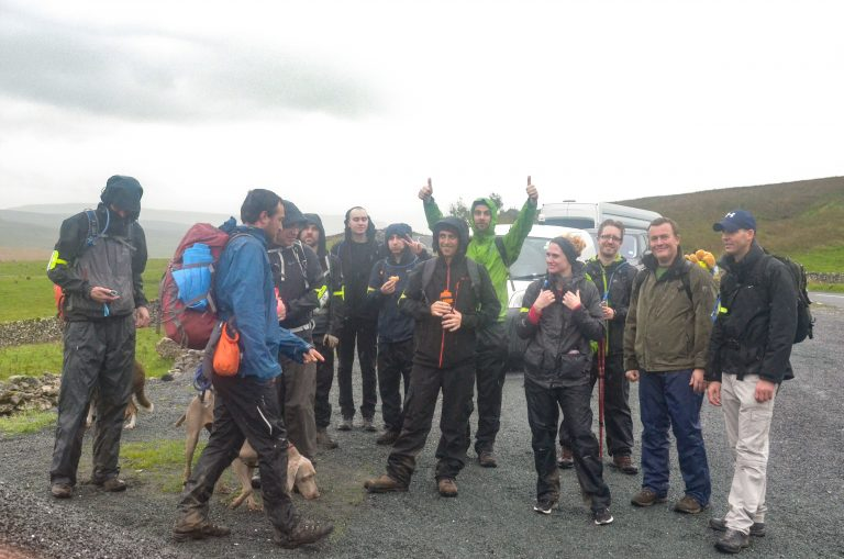 Built Environment Networking Three Peaks Challenge 2018 (54)