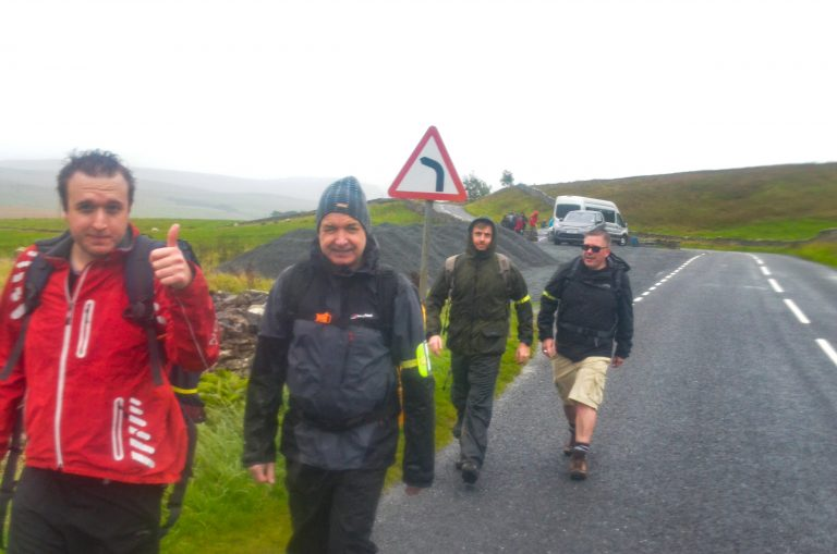 Built Environment Networking Three Peaks Challenge 2018 (61)