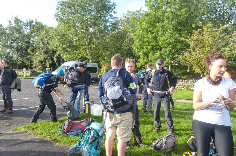 Built Environment Networking Three Peaks Challenge 2018 (8)