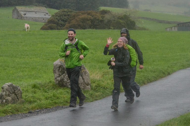 Built Environment Networking Three Peaks Challenge 2018 (82)