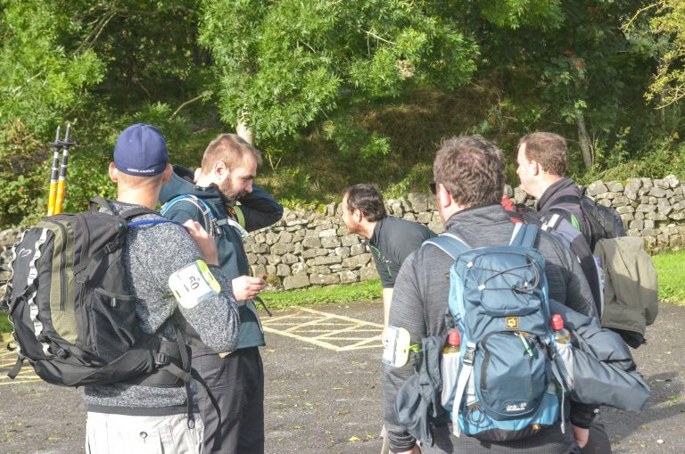 Built Environment Networking Three Peaks Challenge 2018 (9)