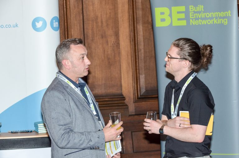 Built Environment Networking at Manchester Hall