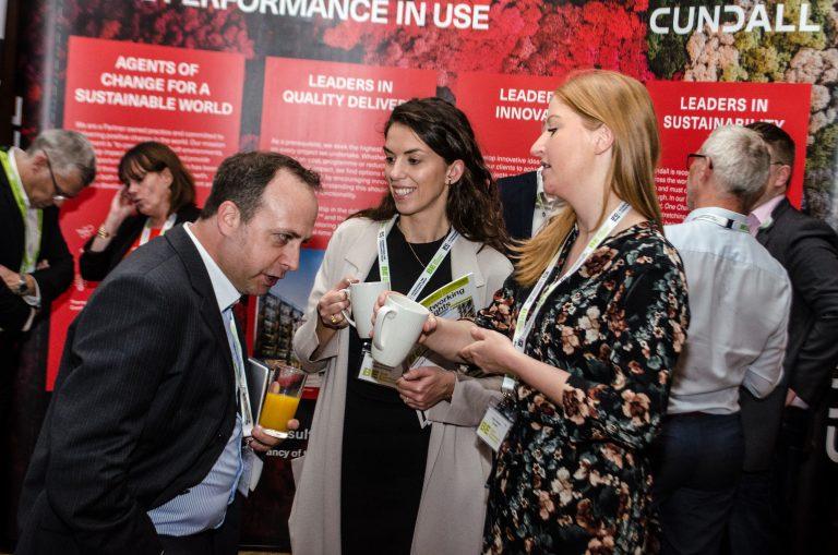 Cundall Partnered Networking Event Manchester Development Plans 2019