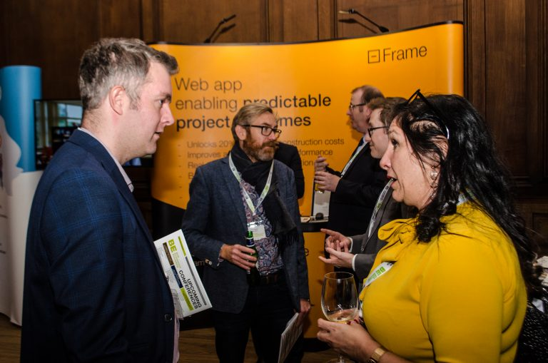 Frame Partnered Networking event Manchester Development Plans 2019