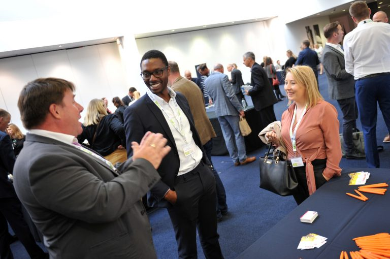 Greater-Manchester-Development-Conference-2019-Attendees-enjoy-the-day