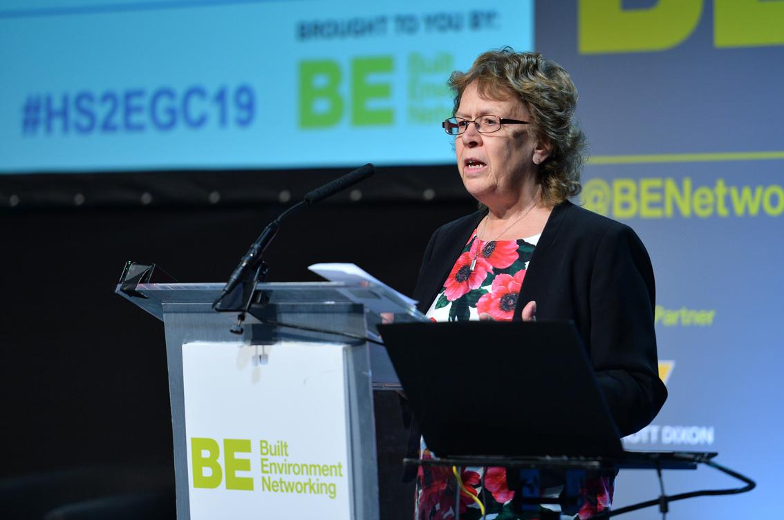 HS2 Economic Growth Conference, Leeds. 03.09.19 Judith Blake