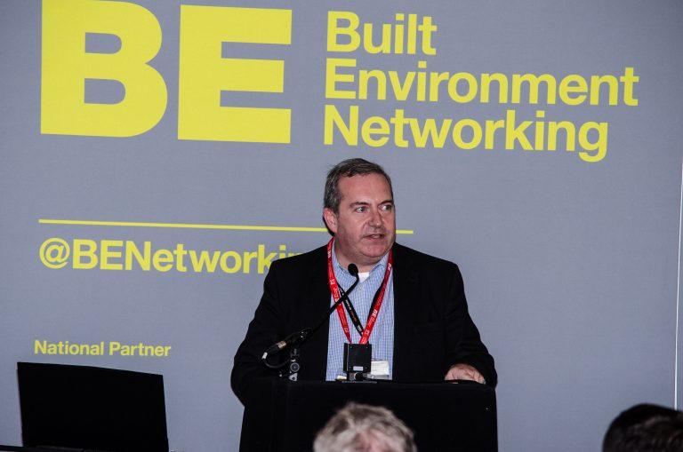 John McCarthy of University of Salford