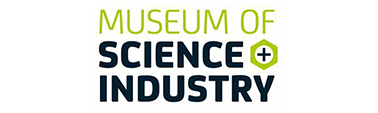 Museum Science Industry Logo Sidebar 378 x 113