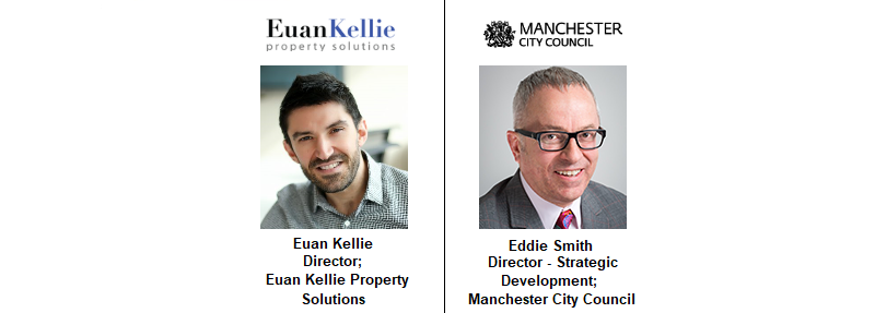 Image Euan Kellie Property Manchester City Council Speakers Eddie Smith