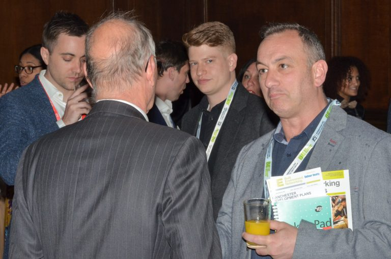 Networking Event in Manchester for Greater Manchester Development Plans 2019