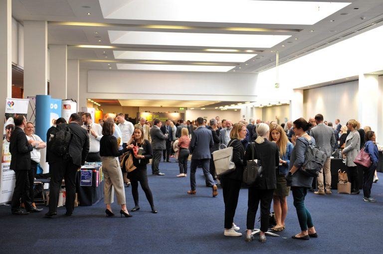Networking-Hall-Greater-Manchester-Development-Conference-2019