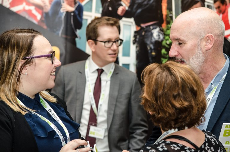 Networking in Manchester for Manchester Development Plans 2019