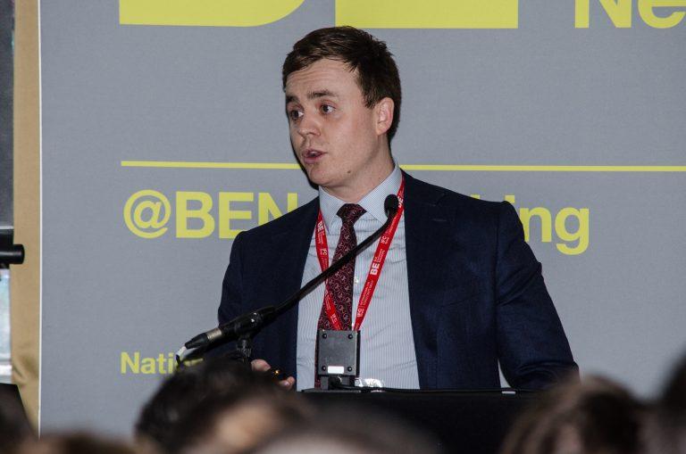 Nick Russell Salboy at Development Plans 2019