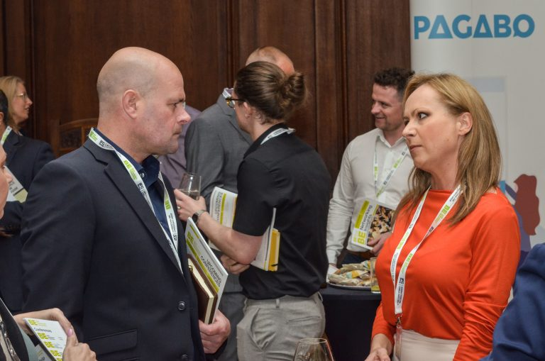 Pagabo Partnered Networking Event in Manchester