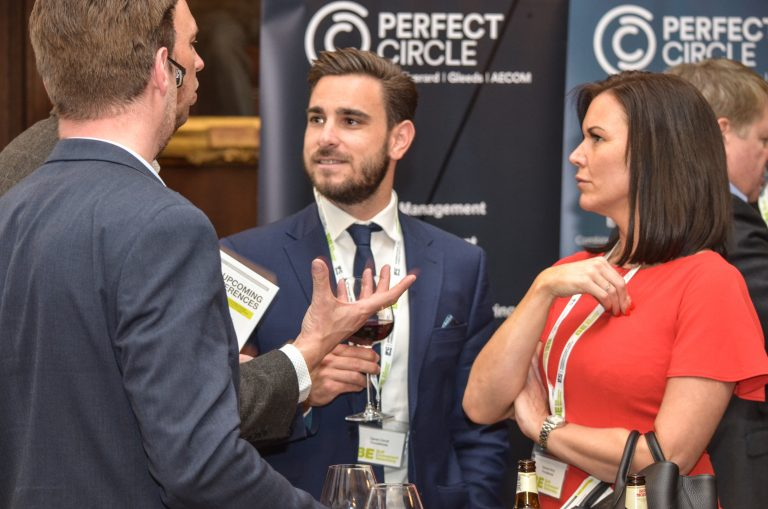 Perfect Circle Networking Event