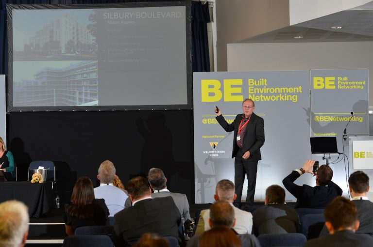 Roger Till of High Street Residential Greater Manchester Development Conference 2019