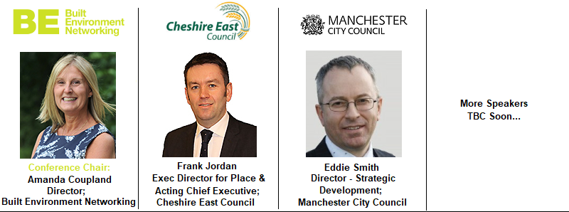Eddie Smith Manchester Council Development BE Cheshire East Council