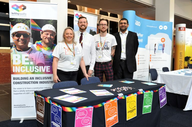 The-Building-Equality-stand-at-Greater-Manchester-Development-Conference-2019